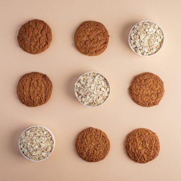 Печиво вівсяне класичне ТМ Богуславна 4 кг