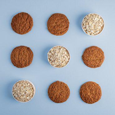 Сlassic oatmeal cookies TM Boguslavna 6 kg