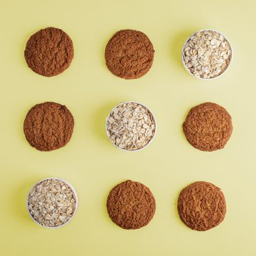 Classic oatmeal cookies TM Boguslavna 2,5 kg